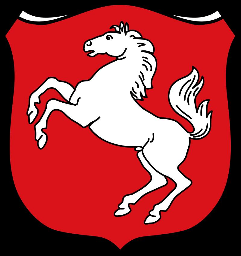 Blason régional de la Westphalie (Allemagne)