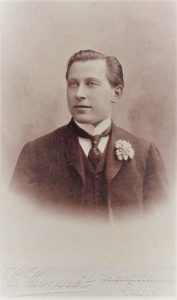 Portrait d'Adolphe Carbonneaux