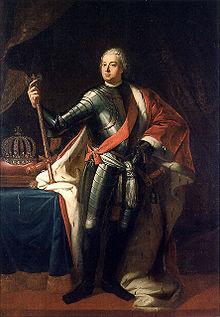 Frédéric-Guillaume Ier de Prusse.