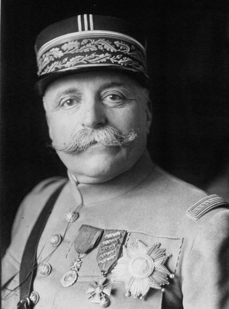 Portrait du général Adolphe Guillaumat.