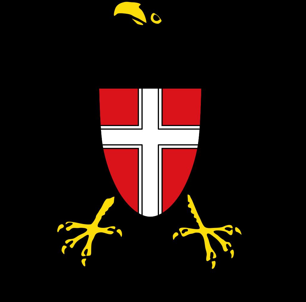 Armoiries de Vienne (Autriche).