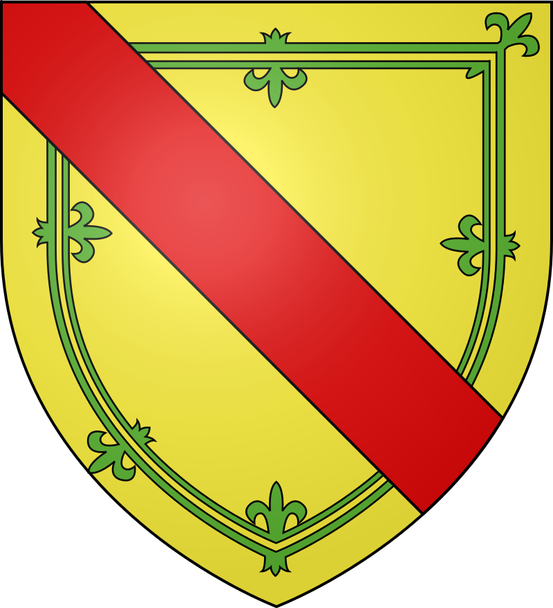 Blason communal de Rumigny.