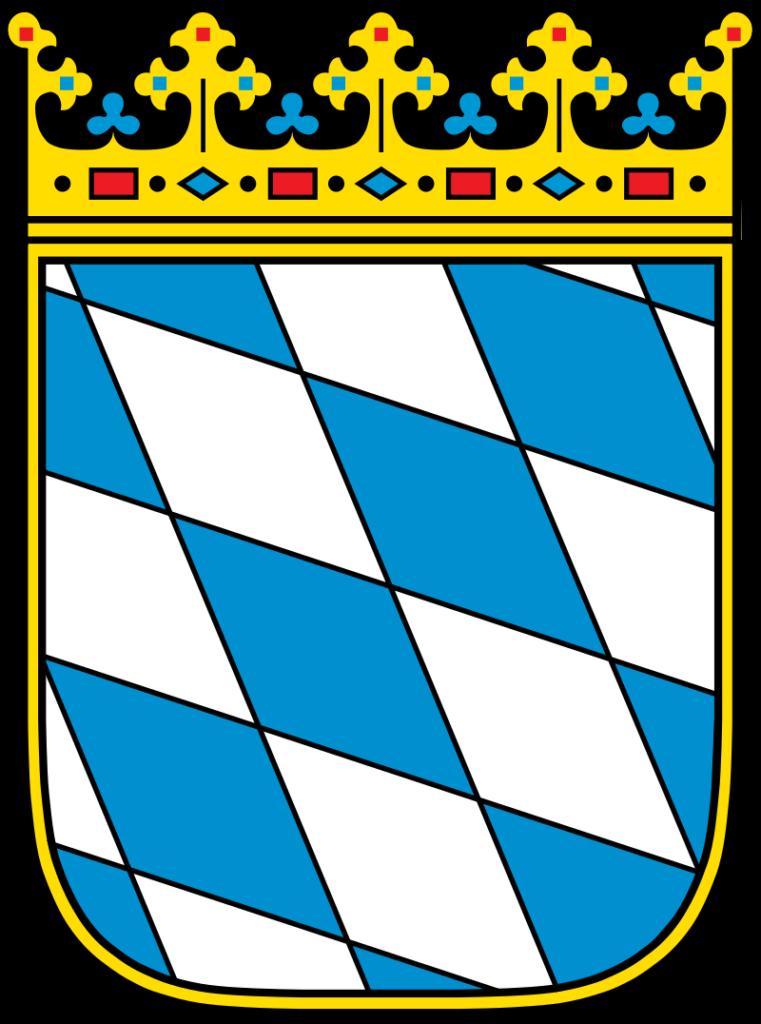 La Bavière ou État libre de Bavière est un des seize Länder allemands.
