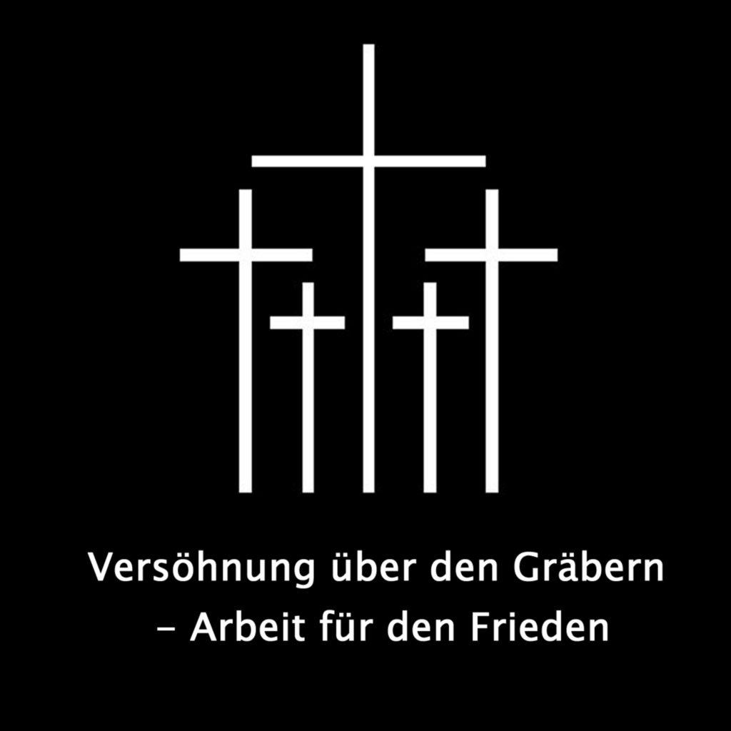 Versöhnung über den Gräbern - Arbeit für den Frieden (réconciliation par-delà les tombes - travail pour la paix) est la devise du VDK (SESMA).