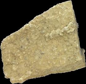 Le calcaire argileux (nommé improprement calcaire marneux) est une roche sédimentaire, mélange de calcaire et d'argile.