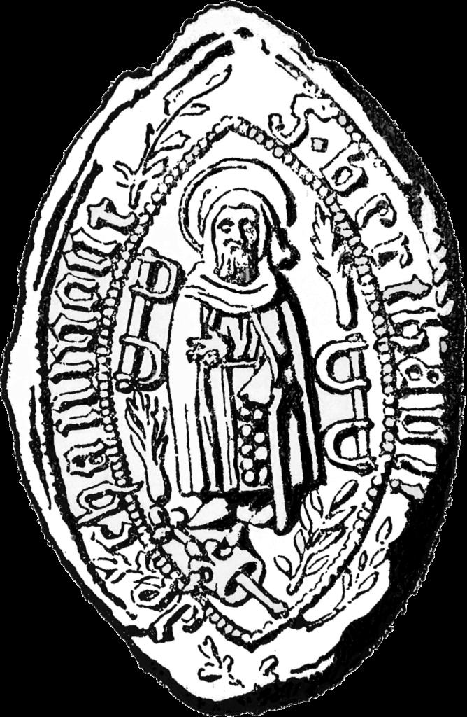 Selon l'hagiographie, saint Berthauld aurait vécu dans un ermitage limitrophe de Chaumont-Porcien.