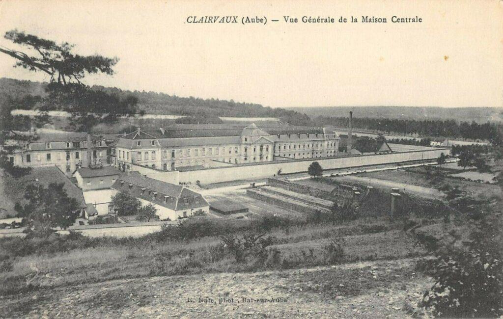 La prison de Clairvaux est une maison centrale située sur l'emplacement de l'ancienne abbaye à Ville-sous-la-Ferté (Aube) en Champagne-Ardenne.
